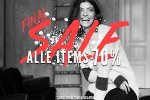 FINAL SALE: alle items -70% @ Colourful Rebel
