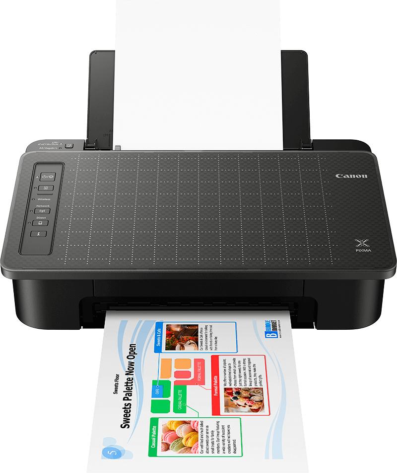 Canon PIXMA TS305 Inkjetprinter nu €44.99 @ Alternate