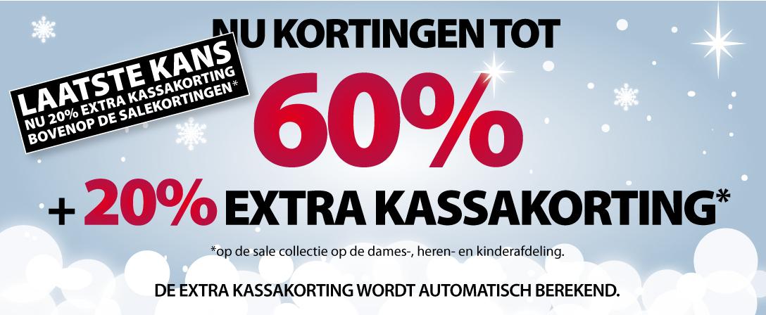 Tot 72% korting op de Sale selectie @Voorwinden