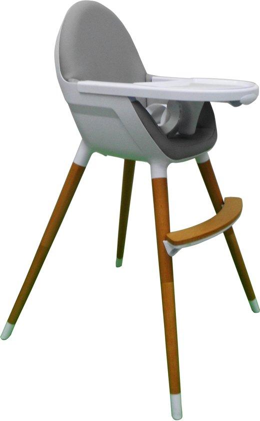 Happy Baby Kees Hi! Chair Kinderstoel Grijs