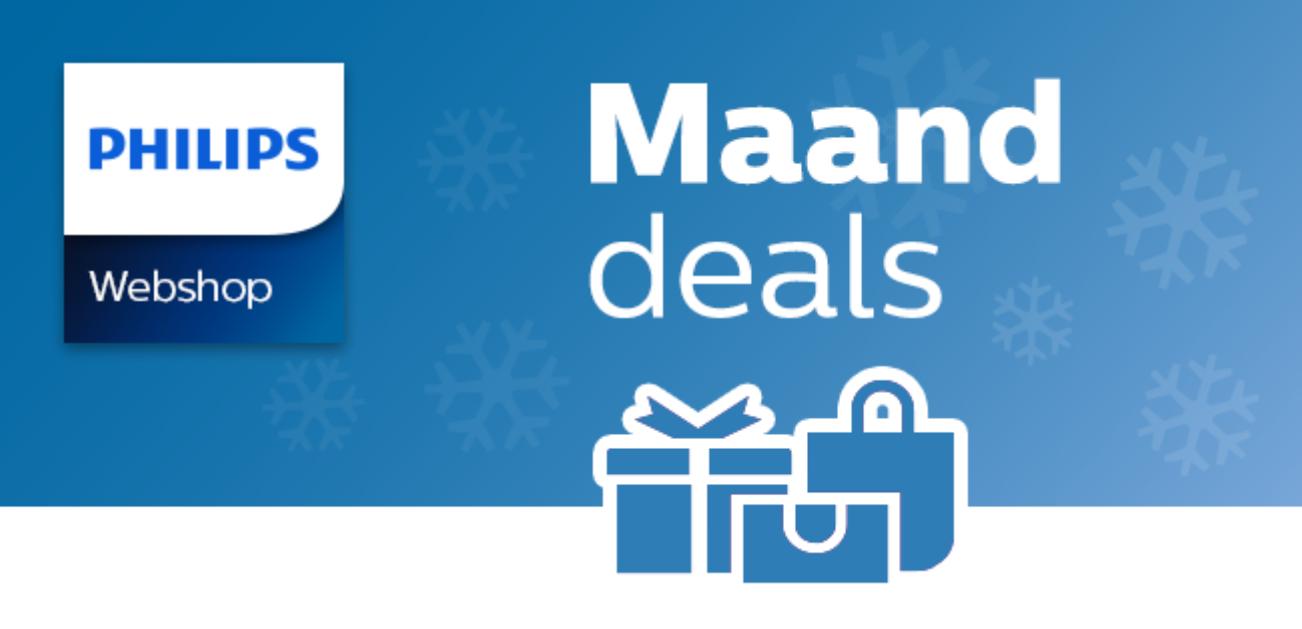 Februari Maand Deals @ Philips Webshop