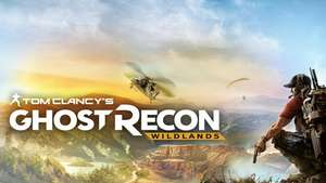 33% (PS4/Xbox) of 60% (PC) korting op Ghost Recon Wildlands!