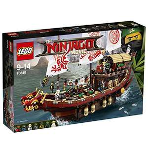 Lego Destiny's Bounty (70618)