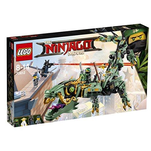 LEGO Groene ninja mecha draak (70612)