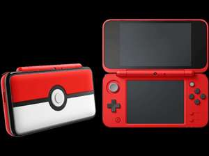 New Nintendo 2DS XL Pokémon Edition @ Amazon DE