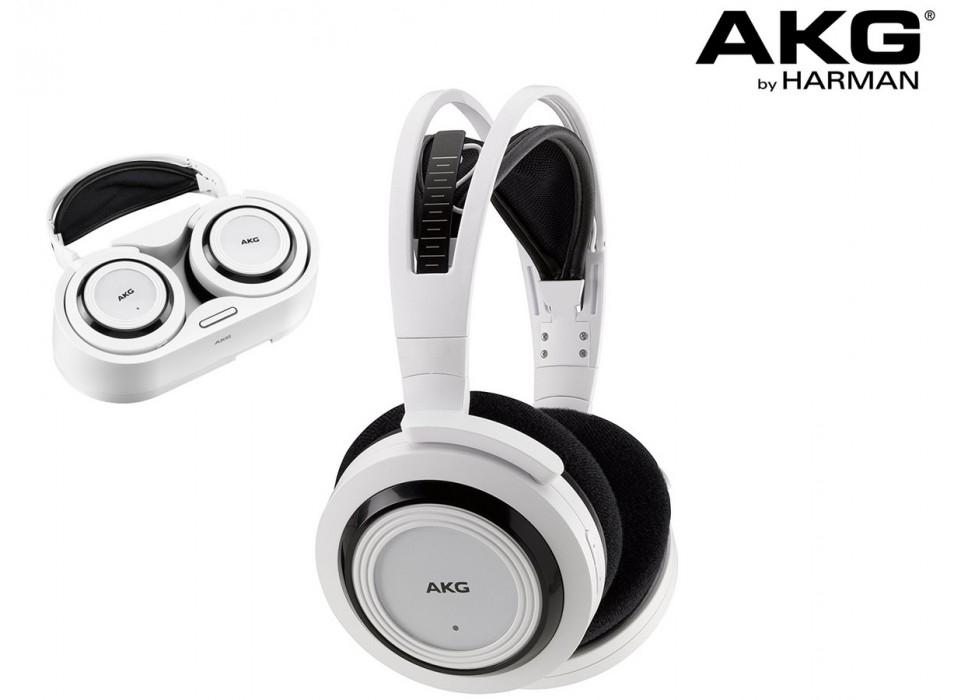 AKG wireless koptelefoon voor 50 euro