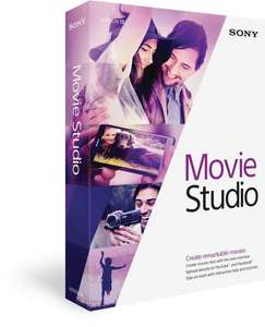 Gratis Sony Vegas Movie Studio 13