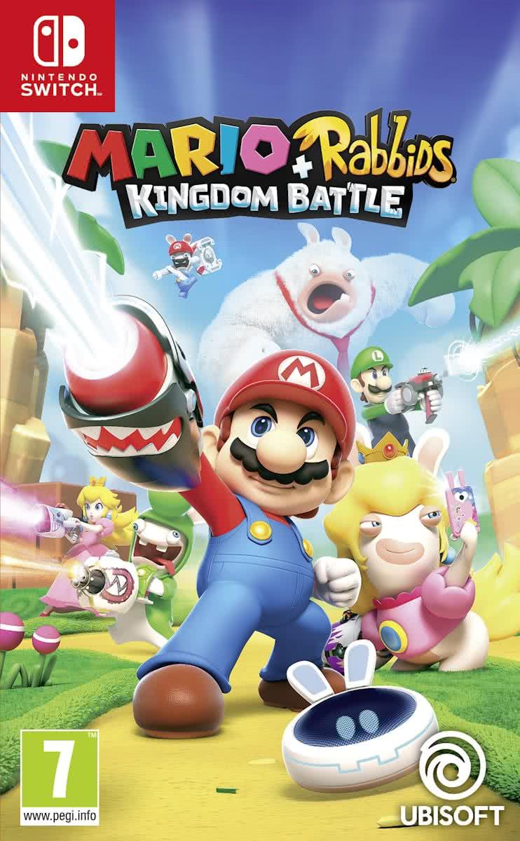 Mario + Rabbids Kingdom Battle (Switch) voor €37,50 @ Coolshop