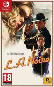 L.A. Noire (Switch) voor €29,99 @ Nedgame