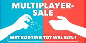 Nintendo switch multiplayer Sale!