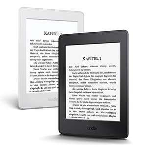 Kindle paperwhite 40 euro korting bij Amazon.de