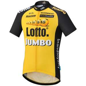 Shimano Performance Team Lotto Jumbo fietsshirt