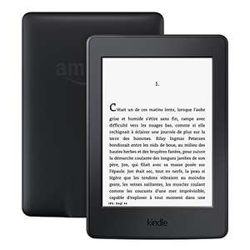 """Geldig voor levering in België: Kindle Paperwhite (met """"special offers"""") à €90,74"""