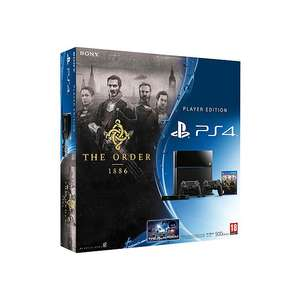 PlayStation 4 + The Order 1886 + 2 controllers + camera voor €399,94 @ Wehkamp