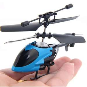 QS QS5013 Mini/Micro RC Helikopter voor €3,68 @ Rosegal