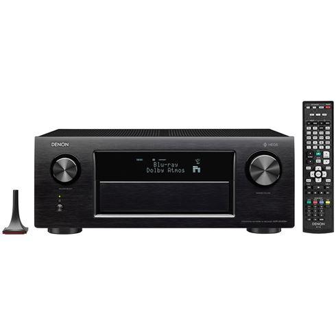 Denon AVR-X4400H - receiver voor €999