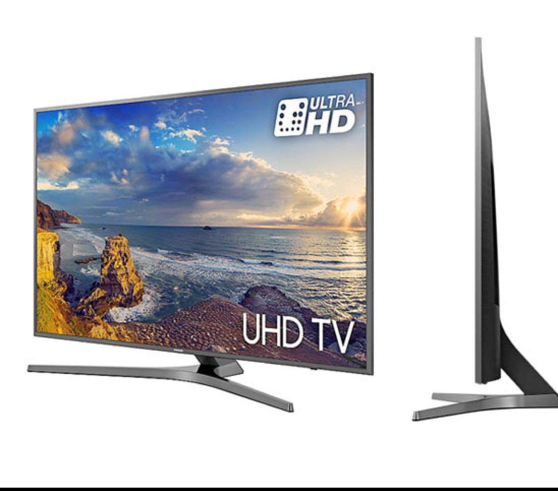 "SAMSUNG 40"" ULTRA HD 6-SERIES SMART TV"