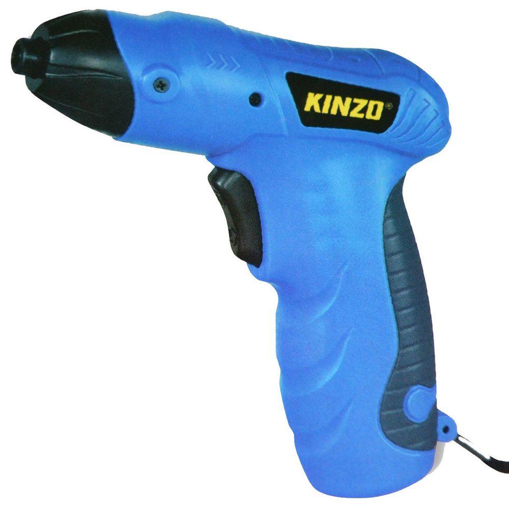 Kinzo Accuschroefmachine, 3.6v Staples