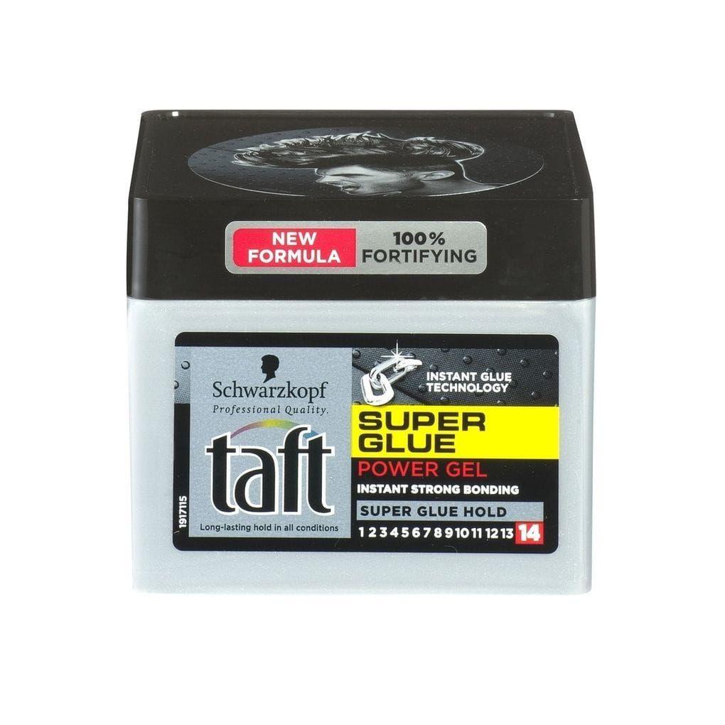 Taft super glue power gel: 2 voor 6.00 (normaal 7.25 per stuk) @Kruidvat NL