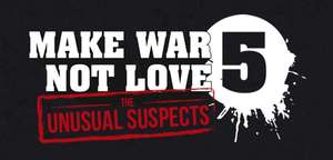 Gratis steam games  Make War Not Love promotie van Sega