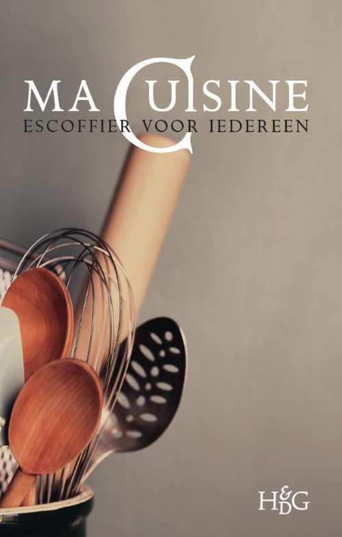 Ma Cuisine - Escoffier voor iedereen kookboek €14,95 @ ECI