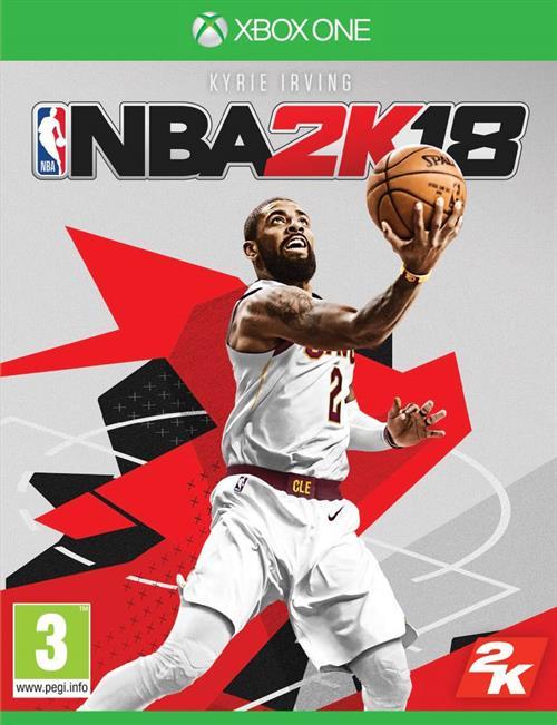 NBA 2K18 dit weekend gratis speelbaar voor Xbox Live Gold members
