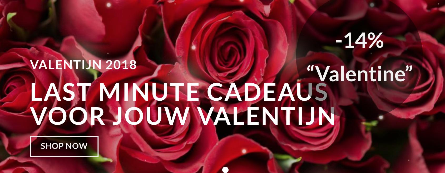 Valentijnskorting bij Braccio