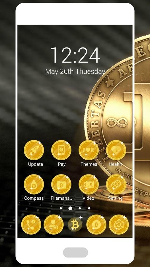 Gratis Bitcoin Icon Pack