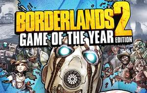 Borderlands 2 (PC) + 9 DLC's (Game Of The Year edition) voor 9.99€ (ipv 44€) @HumbleBundle