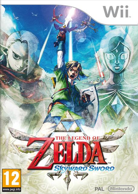 The Legend of Zelda: Skyward Sword (Wii U download) voor €13,67 @ CDKeys