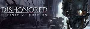 Dishonored + Alle DLC's (Definitive Edition) voor 5.99€ (ipv 19,99€) @Fanatical