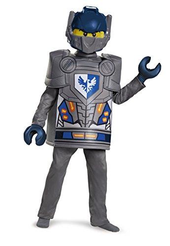 Deluxe Clay Nexo Knights LEGO (kinder)kostuum (S) voor €15 @ Amazon.co.uk