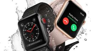 Apple Watch series 3 - € 75,- korting