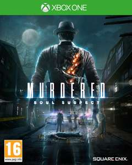 Murdered Soul Suspect XB1 - €5 (tweedehands - €2,99) @ Nedgame