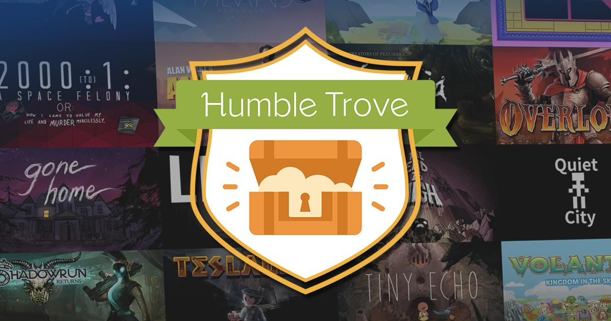 Gratis games voor Humble Monthly abonnees