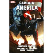 Gratis 5-pack mystery t-shirts bij Captain America paperback @ Zavvi