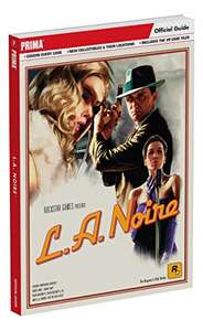 L.A. Noire (2017 Remaster Engels) Strategy Guide voor €3,93 @ Amazon.de