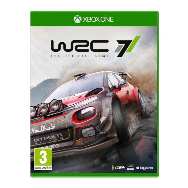 WRC 7 XBOX ONE 29,99 bij Shop4nl