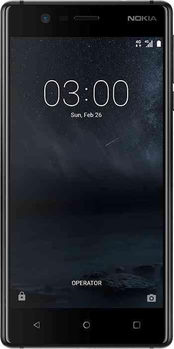 Nokia 3 voor €107,69