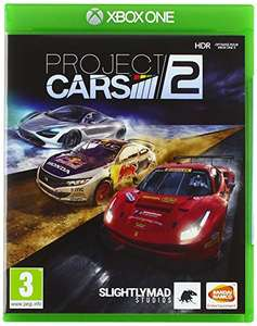 Project Cars 2 (Xbox One) voor €23,82 @ Amazon.es