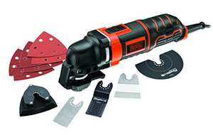 Black & Decker MT300KA-QS multitool voor €52,70 @ Amazon.de