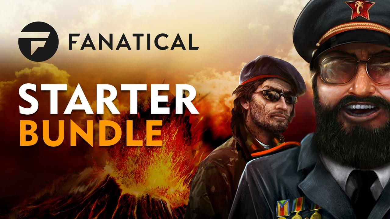 Starter Bundle - 10 Steam games voor €1,89 @ Fanatical