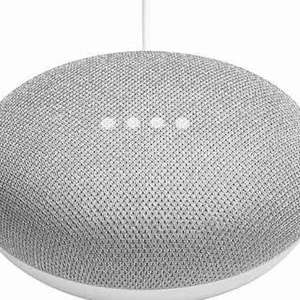 Google home mini (grensdeal)