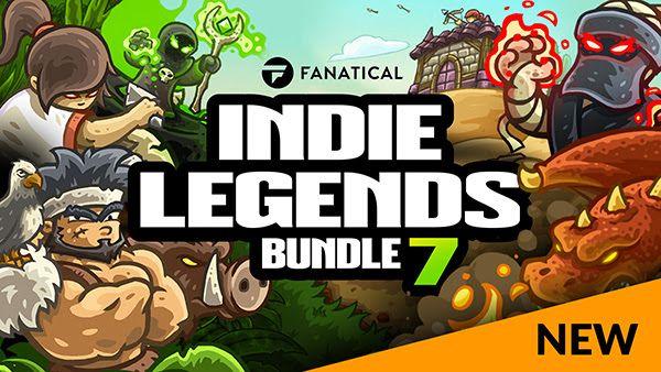 Fanatical game bundle!