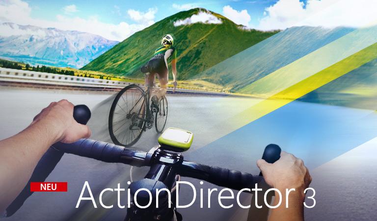 CyberLink ActionDirector, 3 Ultra van €49,99 nu gratis via key