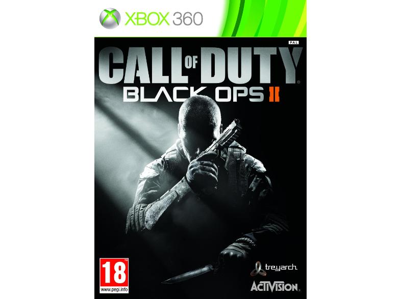 Call of Duty Black Ops II (Xbox 360) voor € 12 @ WOW HD
