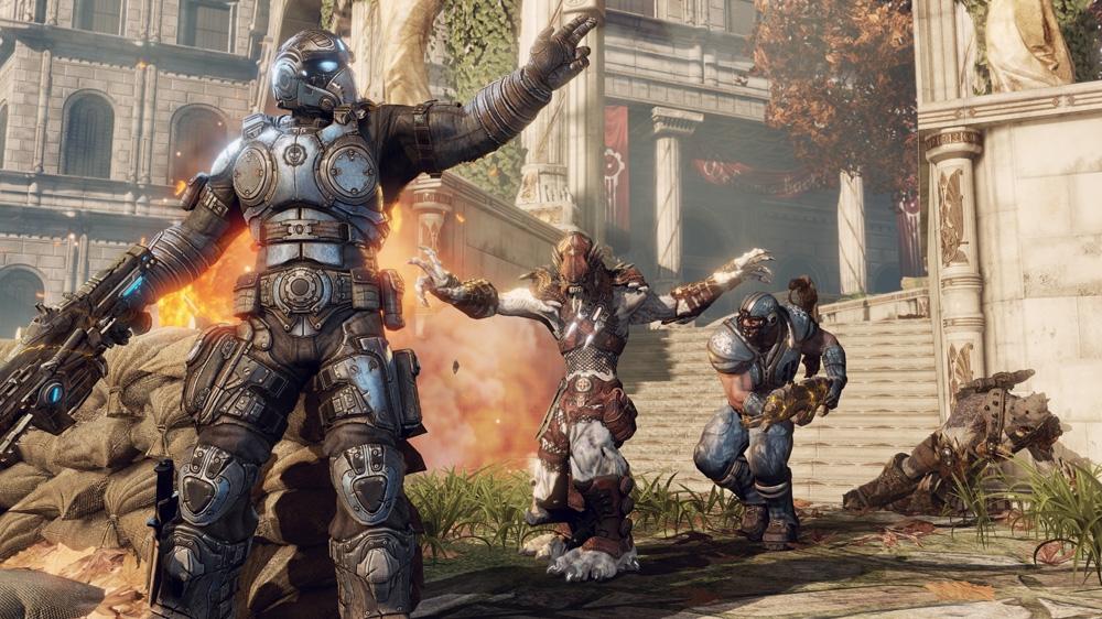 Gears of War 3 Fenix Rising Map Pack gratis Xbox 360 @Microsoft store