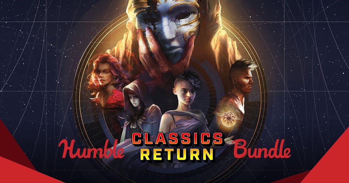 Humble bundle classics bundle