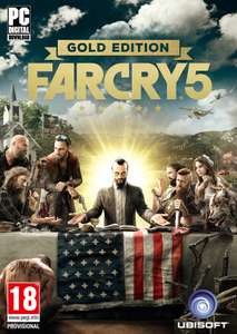 Far Cry 5 PC Gold / Deluxe Edition [CDKeys]