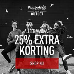 [UPDATE] Vandaag 25% extra korting op Classics @ Reebok